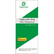 Тест - полоски на триглицериды (Diacare)