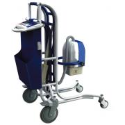 Аппарат для рентгенографии передвижной палатный С.П. Гелпик
