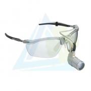 Налобный светодиодный осветитель на оправе S-Frame- LED MicroLight