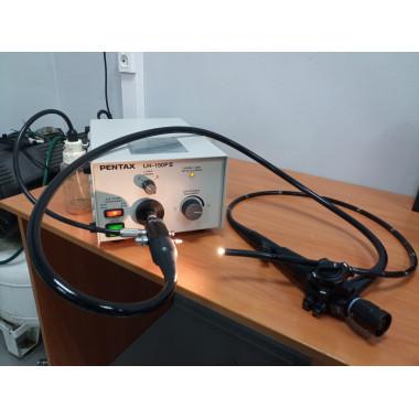 Гастроскоп Pentax FG-29W в комплекте с осветителем
