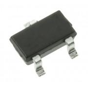 2SC2411KT146Q, Биполярный транзистор, высокоскоростной, NPN, 32 В, 250 МГц, 200 мВт, 500 мА, 120 hFE