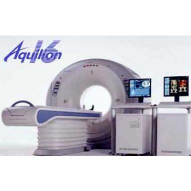 Компьютерный томограф Toshiba Aquilion 16